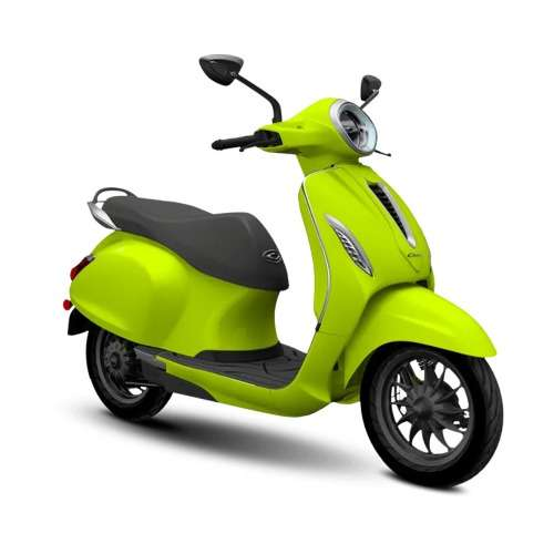 electric scooty in India
