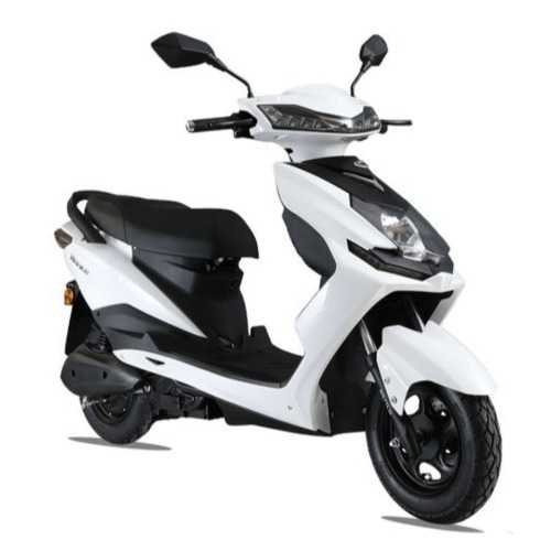 new electric scooty