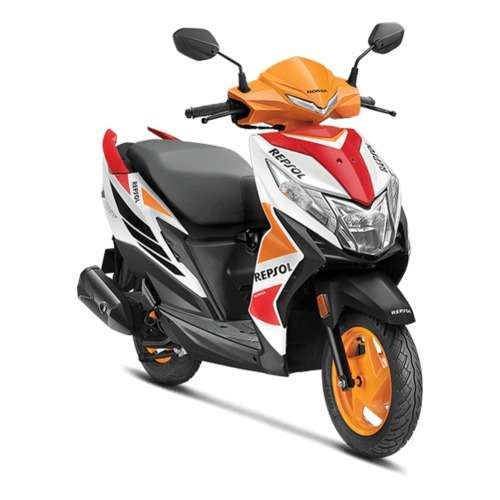 new scooty price in India
