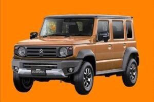 Maruti Suzuki Jimny 5 Door